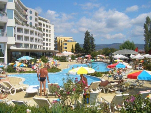 Отель Riu Helios 4*, Солнечный Берег, Болгария