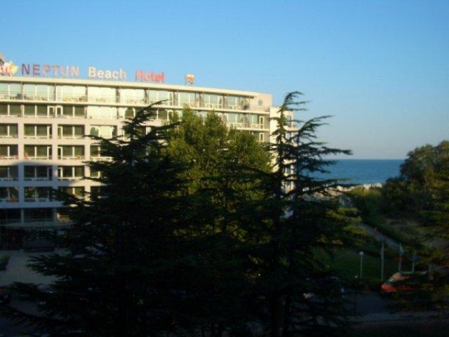 Территория отеля Riu Helios 4*, Солнечный Берег, Болгария