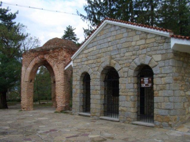 Фракийская гробница, Болгария