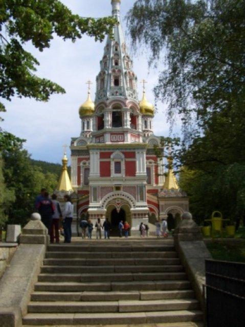 Храм-памятник Рождества Христова, Болгария