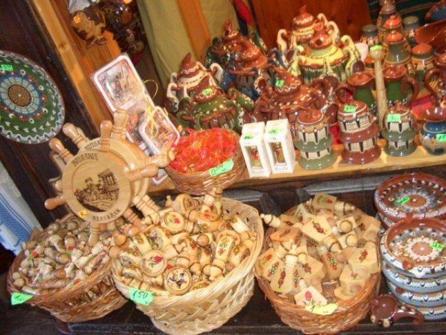 Сувениры, Болгария
