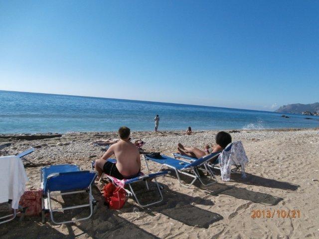 Beach Agios Gordios