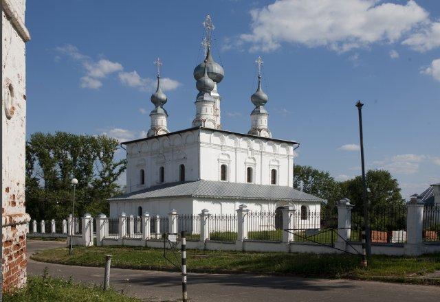 Церковь Петра и Павла в Суздали, Россия