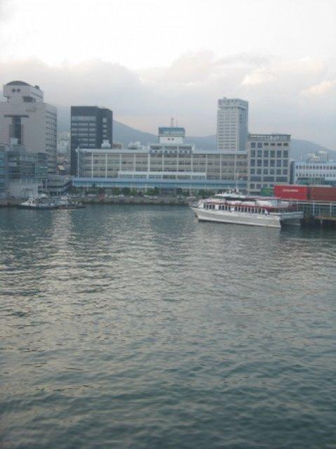 Порт Пусана, Южная Корея