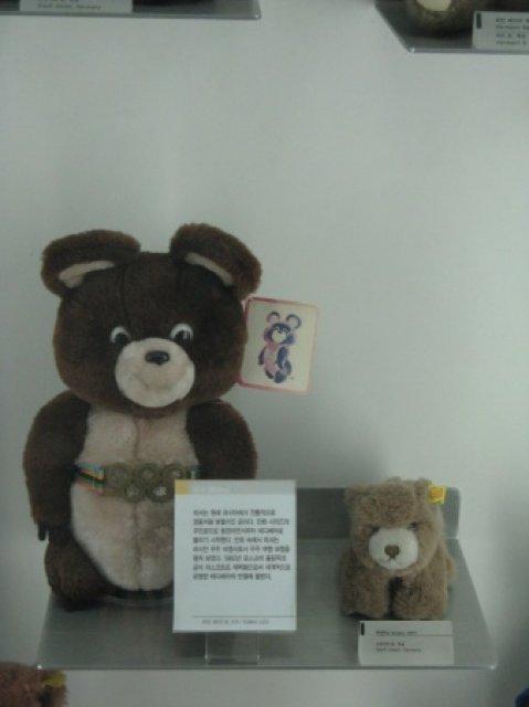 Музей плюшевых мишек, остров Чеджу, Южная Корея