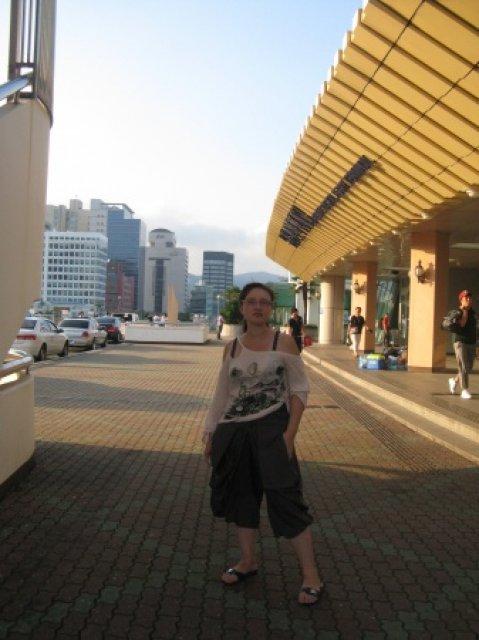 Паромный терминал Пусана, Южная Корея