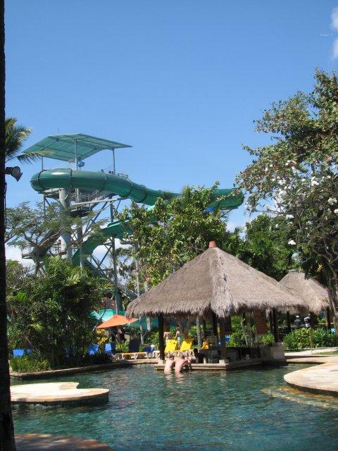 Аквапарк Waterbom, Бали