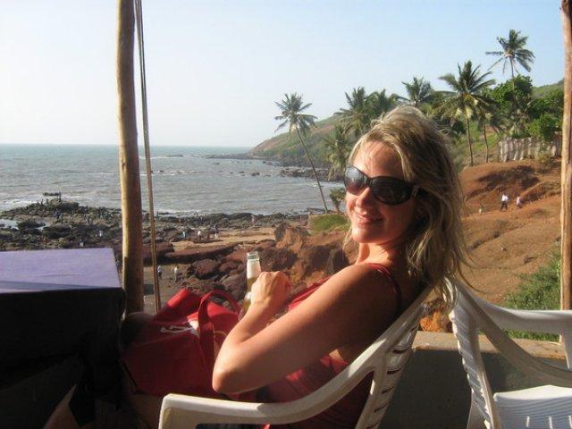 Пляж Анжуна, Гоа, Индия
