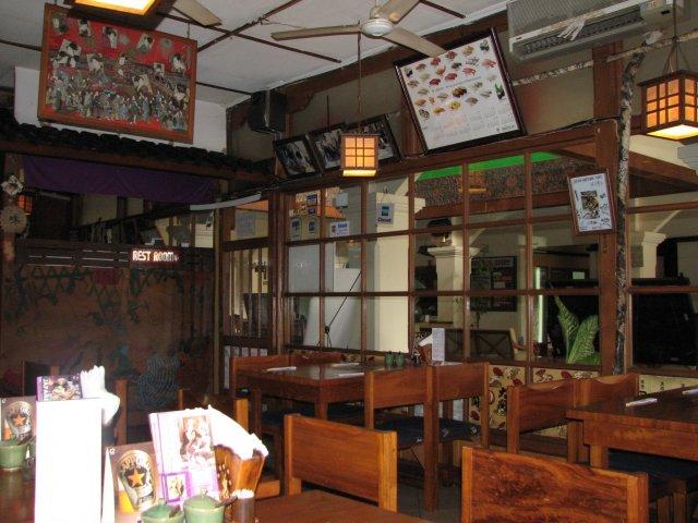 Японский ресторан Фукутаро, Бали