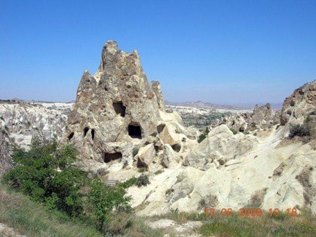 Гереме, Турция