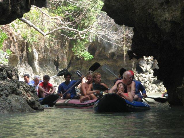 Пещера, Таиланд