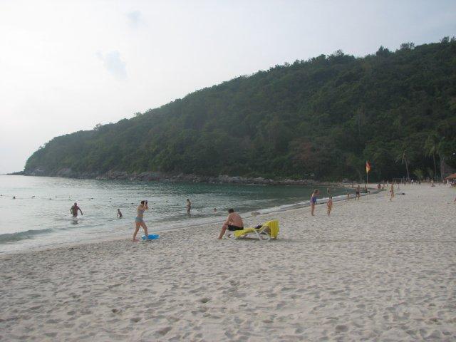 Пляж отеля Ле Меридиан, Пхукет, Тайланд