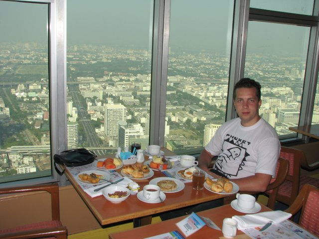 Ресторан отеля Baiyoke Sky 4*, Бангкок