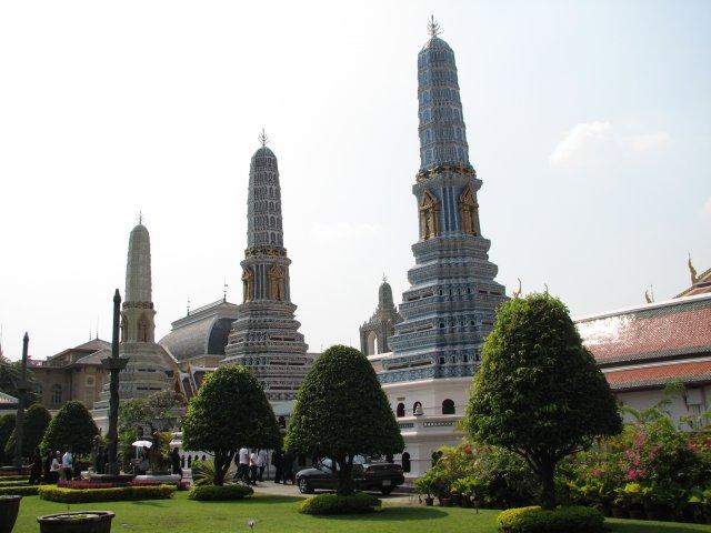 Большой Королевский Дворец, Бангкок
