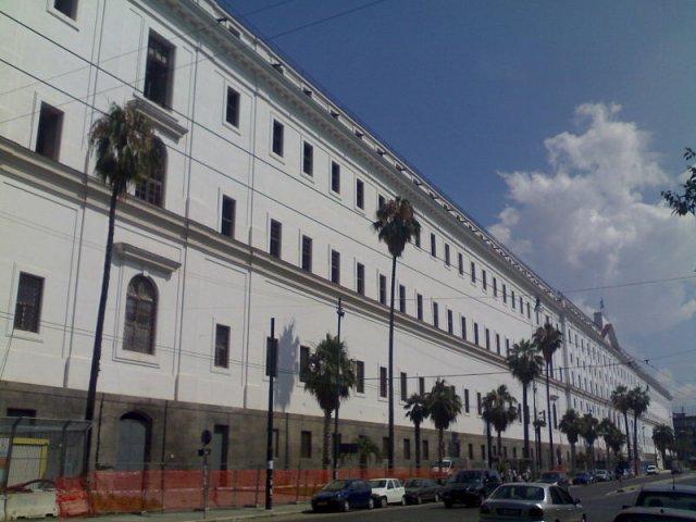 Площадь Карло III, Неаполь, Италия
