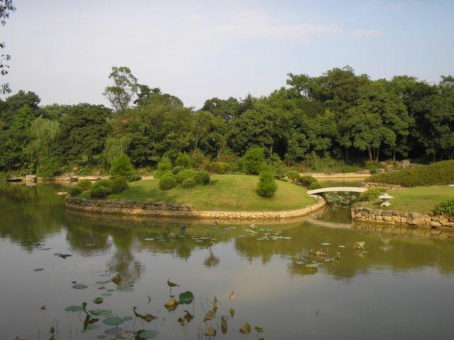 Ботанический сад в Гуйлине