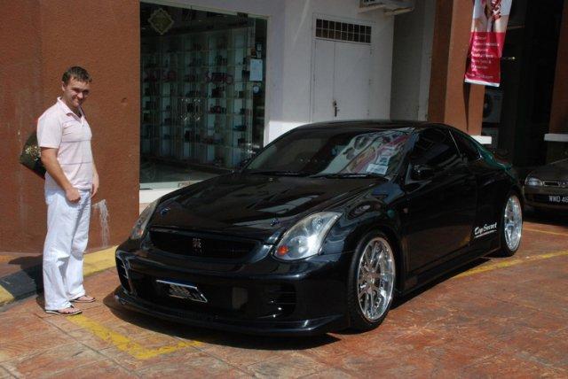 Прокат авто на Борнео, Малайзия