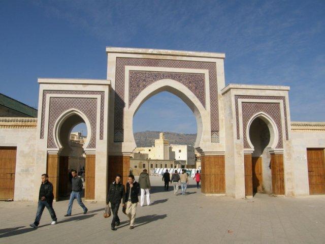 ворота Бу-Джелуд