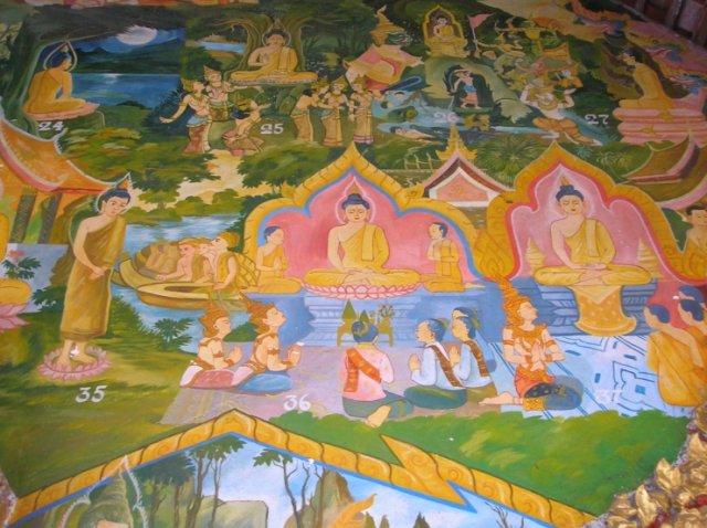 Wat Xieng Muan, Луанг Прабанг