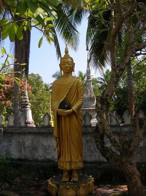 Wat Choumhong, Луанг Прабанг