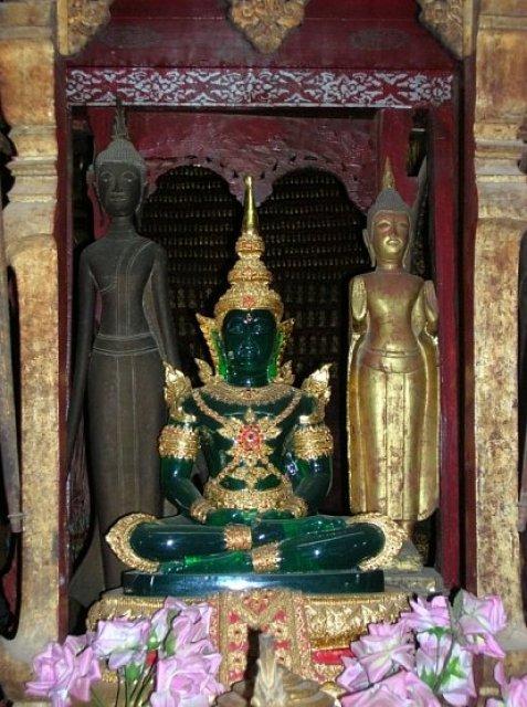 Wat Mai, Луанг Прабанг