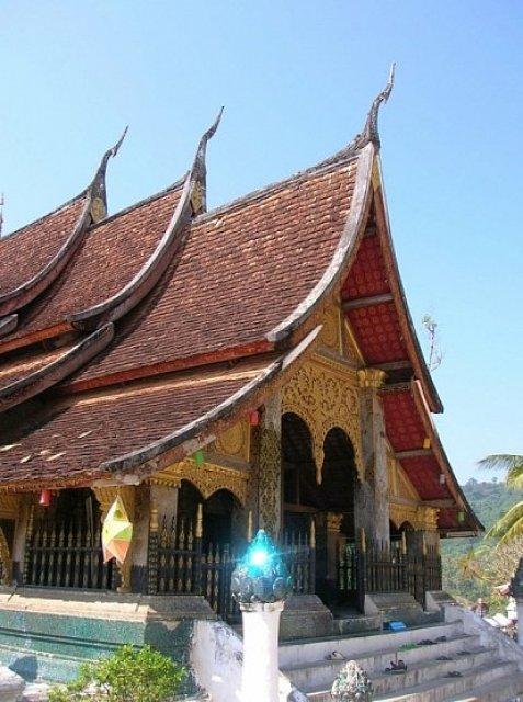 Wat Xieng Thong, Луанг Прабанг