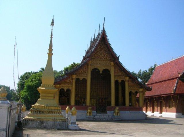 Wat Si Bun Heuang, Луанг Прабанг