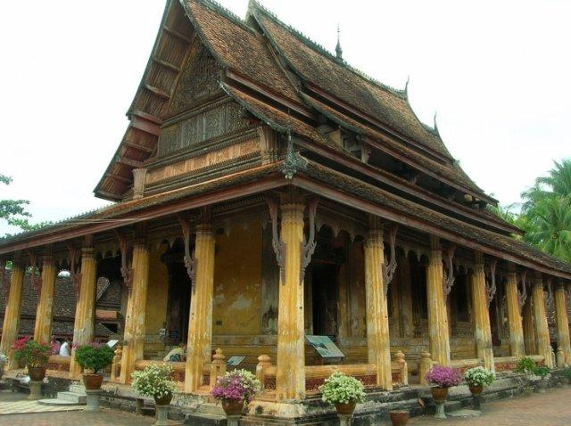 Wat Si Saket, Вьентьян