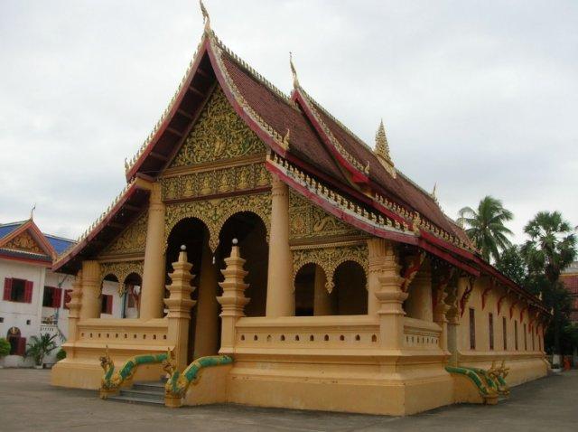 Wat Mixai, Вьентьян