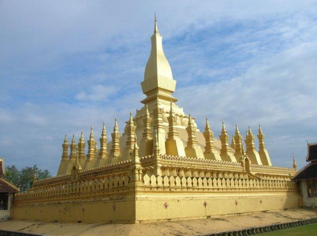 Pha That Luang, Вьентьян