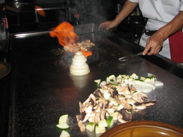 Японский ресторан KOBE, Гавайи