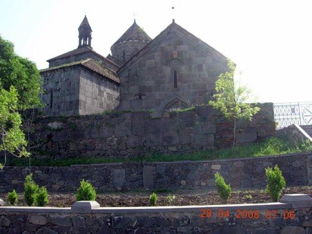 Горный монастырь Гахпат (Ахпат), Тбилиси, Грузия