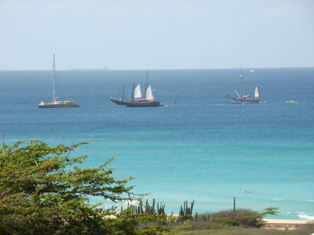 Карибское море (остров Аруба)