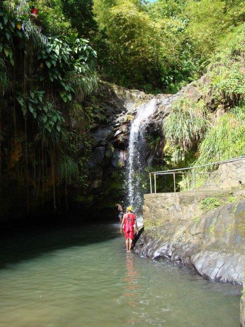 Водопад Аннандейл