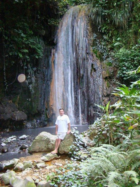 Бриллиантовый водопад