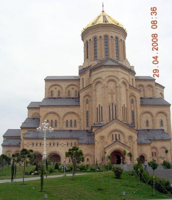 Собор Самеба, Тбилиси, Грузия