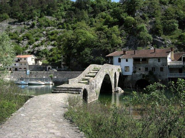 Риека Черновица, Черногория