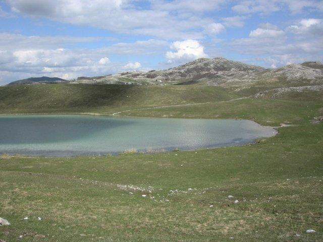 По дороге к горному массиву Дурмитор, Черногоия