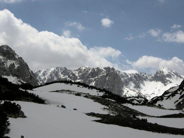 Горный массив Дурмитор, Черногория