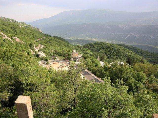 Острог, Черногория