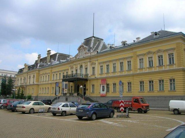 Этнографический Музей (бывш. Царский дворец)