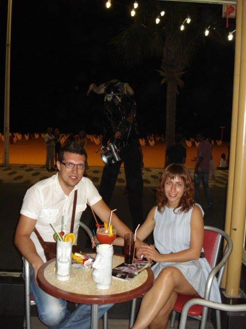 Романтический ужин в Бенидорме, Испания