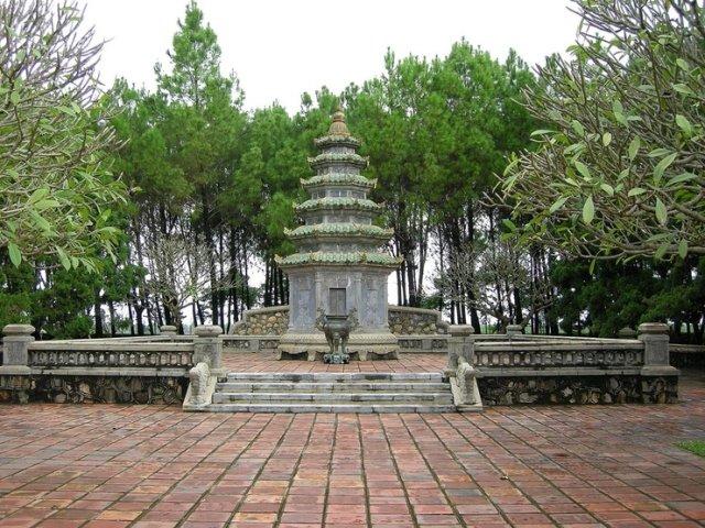 пагода Тхиенму