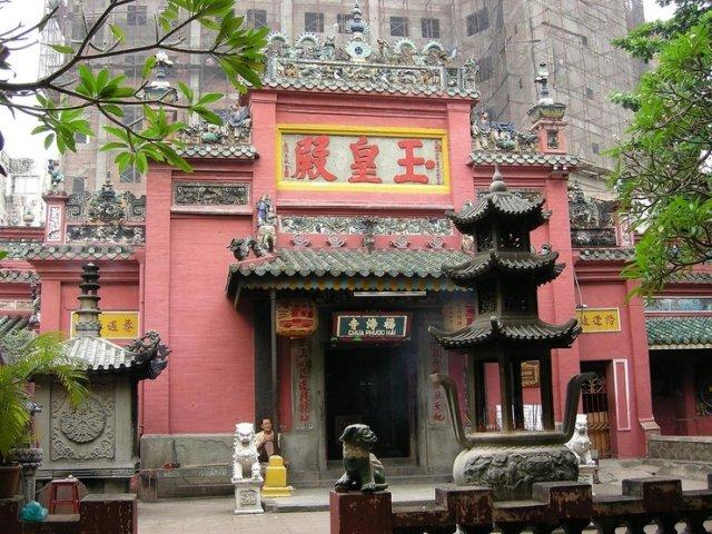 храм Chua Phuoc Hai
