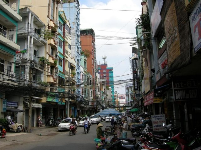 Сайгон, Вьетнам