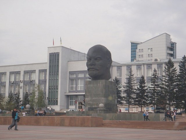 Улан-Удэ, Забайкалье