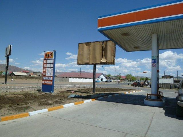 Областной центр Мурен, Монголия