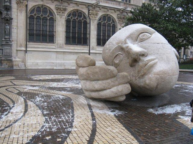 Помпиду, Париж