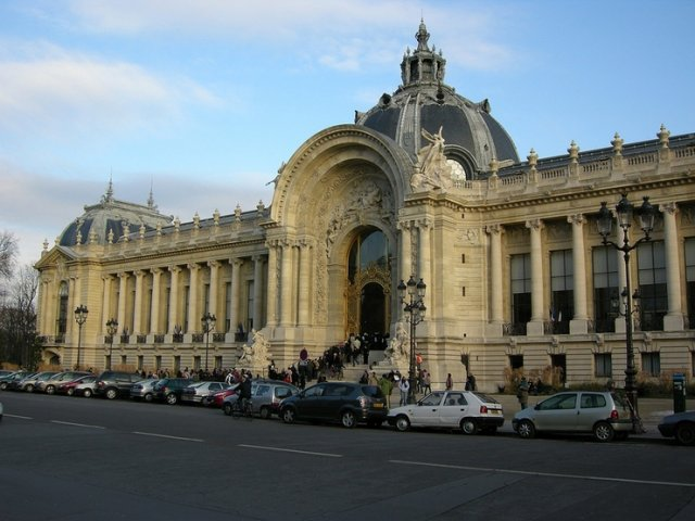 Малый дворец, Париж