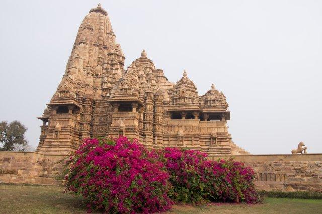 Храмы Любви в Каджурахо